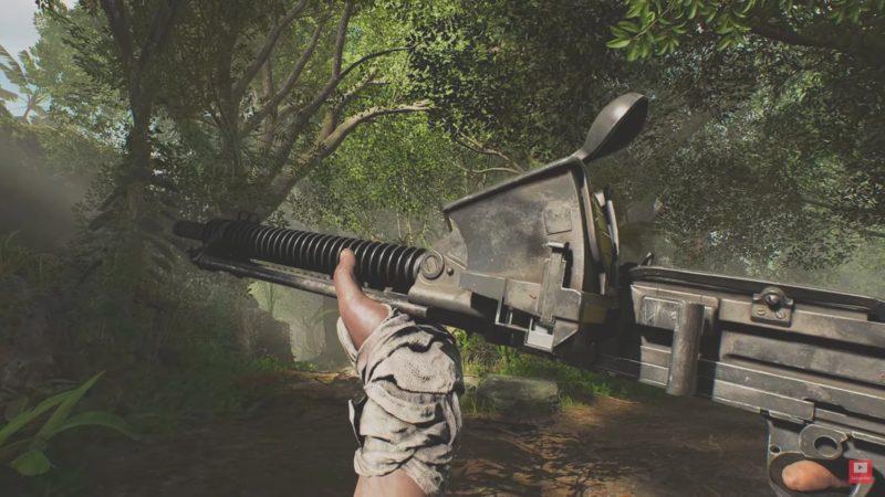 十一年式軽機関銃